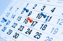 kalendarz 2016